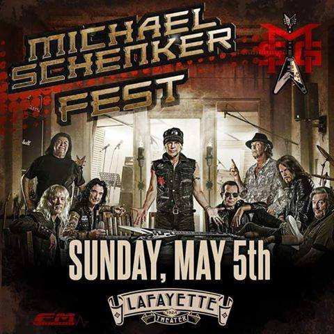 Michael Schenker News and Tour Information
